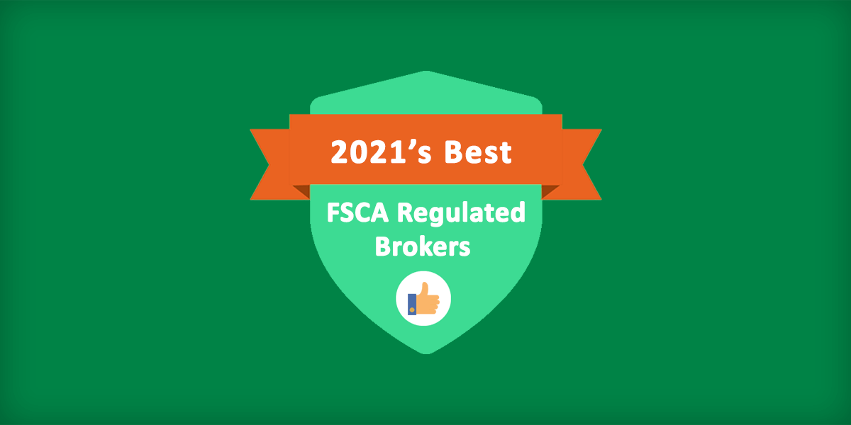 Best FSCA regulated forex brokers in South Africa for 2021